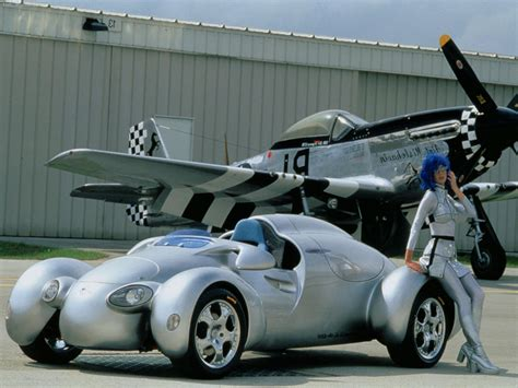 rinspeed, E go, Rocket, Concept, Cars, 1998 Wallpapers HD ...