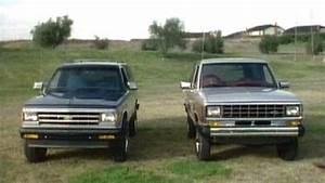 U00bb 1984 Ford Bronco Ii Vs Blazer Promo Video
