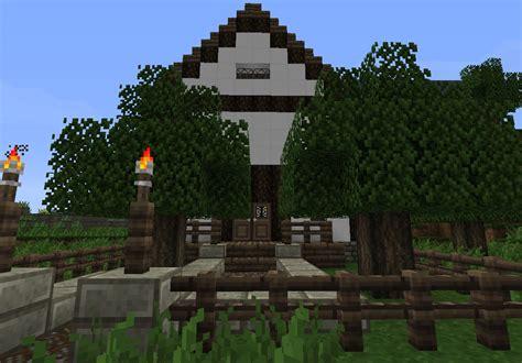 medieval villa minecraft project