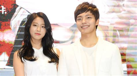 Siswi Sekolah Hamil Seolhyun Dan Yeo Jin Goo Bicarakan Adegan Ciuman Di