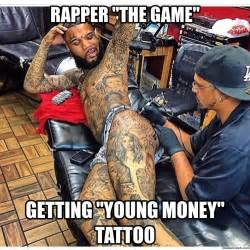 The Game Meme - rapper quot the game quot