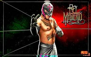 Rey Mysterio - Wallpaper.619 by AnuragS13 on DeviantArt