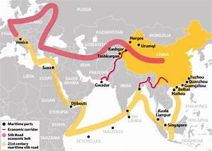 Opportunities for business in China's One Belt One Road ...