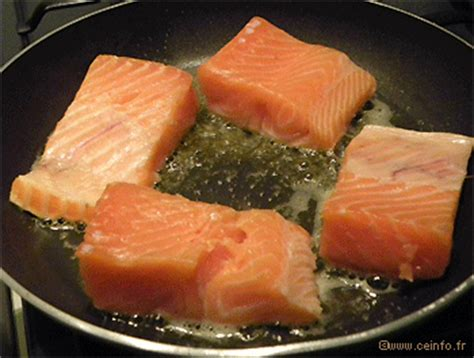cuisiner le pavé de saumon pavé de saumon à la crème et ses chignons les
