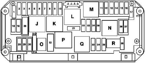 2009 Mercede E Clas Fuse Diagram by 09 16 Mercedes E Class W212 Fuse Box Diagram