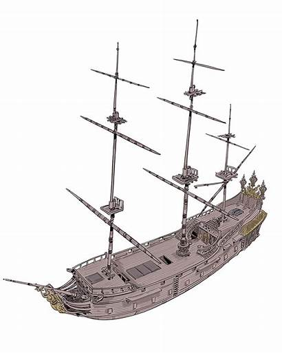 Pearl Reference Pirates Caribbean Ship Pirate Parts