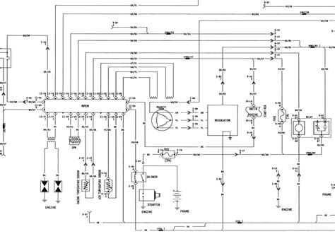 Wire Diagram Dootalk by Wireing Diagrams Rev Chassis Performance And Trail