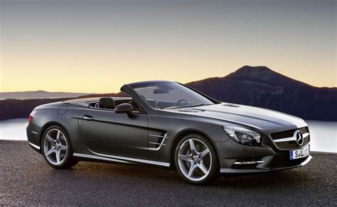 Review Mercedes Sl Class by Mercedes Sl Class Convertible Review 2012 Parkers