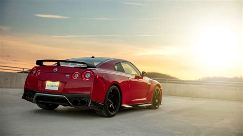 2017 Nissan GT-R Track Edition Wallpapers & HD Images ...