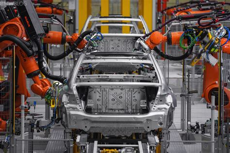 The Production Process Of The New Bmw 7 Series