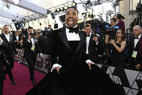 Who Billy Porter From The Oscars Popsugar