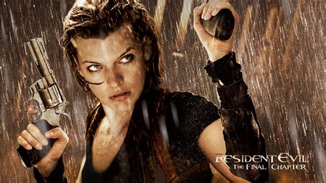 Resident Evil The Final Chapter Hd Wallpapers