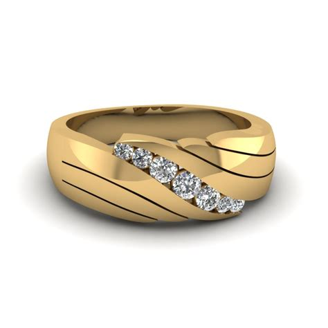 latest trends on gold rings for mens of classy males