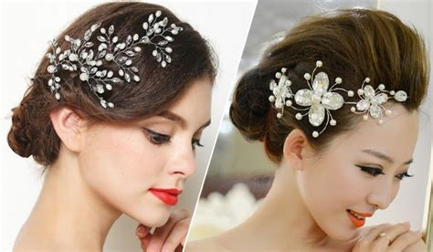 Wedding Accessories For Girls : Gorgeous Bridal Hair Accessories From The West Our Girls