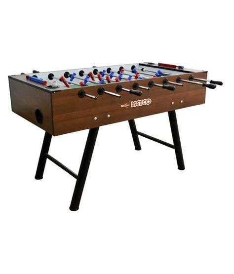 classic sport brand foosball table metco wooden soccer foosball table buy metco wooden