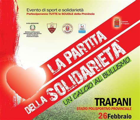 Ufficio Scolastico Trapani - trapaniok trapani si svolger 224 il prossimo 26 febbraio