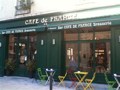 cuisine grenoble cafe de grenoble 17 rue bayd restaurant