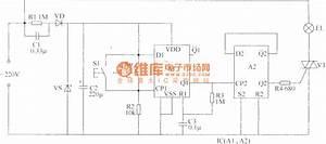 Multi-control Switch Circuit Diagram 1