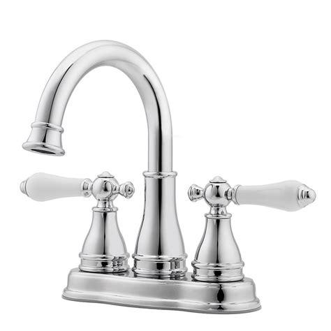 shop pfister sonterra polished chrome  handle
