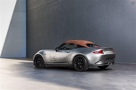 Mazda Reveals Mx5 Spyder And Speedster Concepts At Sema