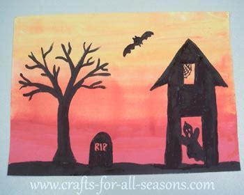 Halloween Art Project