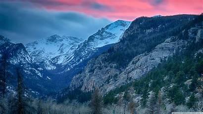 Rocky Mountain Wallpapers Park National Colorado 4k
