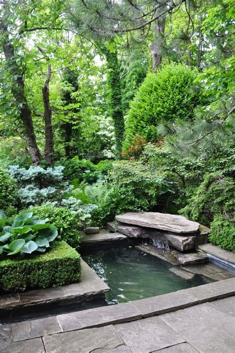 Coldclimategardenings Small Water Features & Garden Ponds