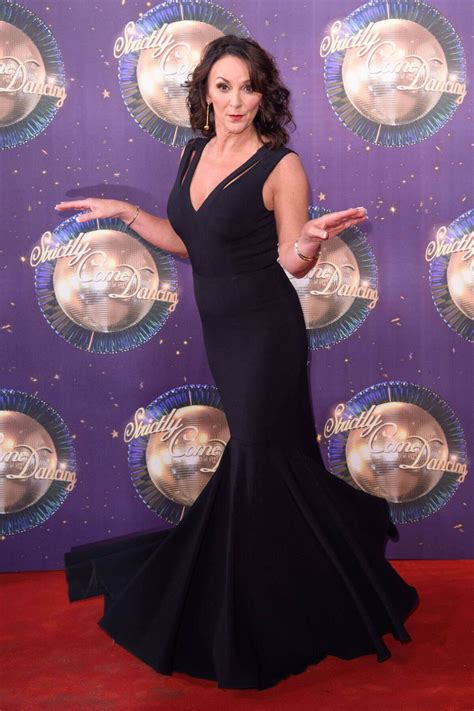 Shirley Ballas Stills at BBC Strictly Come Dancing 2017 ...