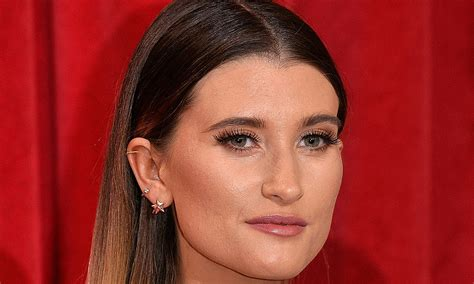 Charley Webb shares very rare photo of niece for sweet ...