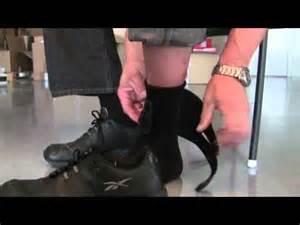 Drop Foot Brace