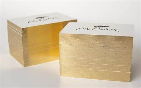 600gsm Gold Edge Business Cards Edge Gilding Visit Card Business Card With Mirror On Back Costco Cash Blank Template Microsoft Word Usb Small Holder Book Borders Clip Art Black Friday Metal
