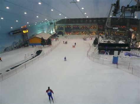 faire du ski 224 duba 239 tout sur les emirats arabes unis