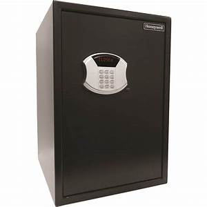 Honeywell 2 86 Cu  Ft  Safe For Valuables With Electronic
