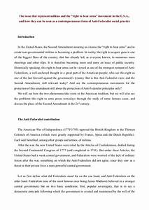 The Right To Bear Arms Essay Business Plan Ghostwriting Websites  The Right To Bear Arms Essay Popular Term Paper Editing Service Uk Can Anyone Do My Assignment also Example Of Thesis Statement For Essay  English Class Reflection Essay