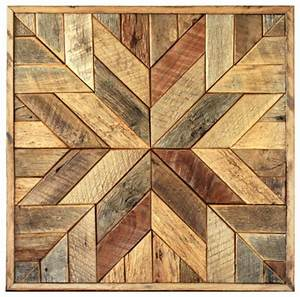 wood star wall art star quilt block 36 x 36 inches With kitchen cabinets lowes with outdoor metal star wall art