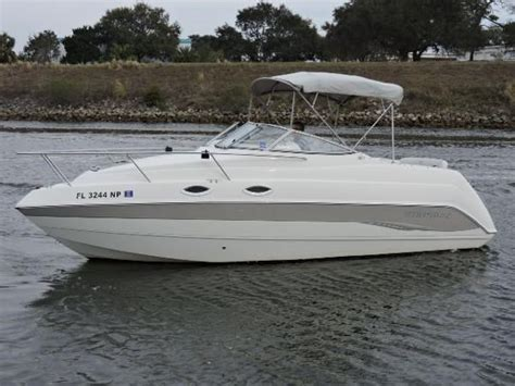 Cuddy Cabin Boats With Ac by 2007 Stingray 240 Cs Cuddy Cabin Boat For Sale 24 Foot