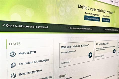 Steuer Digital Tipps Fuer Die Steuererklaerung by So Klappt S Mit Der Steuererkl 228 Rung Neue Etage