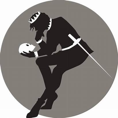 Hamlet Skull Drawing Illustration Vector Illustrations Shakespeare