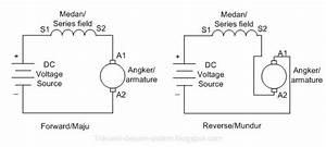 Cara Membalik Putaran Motor Dc Seri
