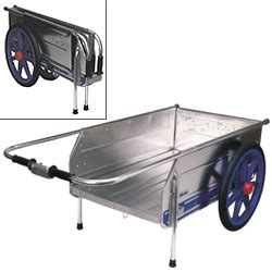 Folding Boat Dock Cart by Dock Carts West Marine