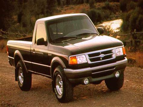 1997 Ford Ranger Regular Cab  Pricing, Ratings & Reviews
