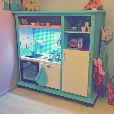 tv pour cuisine détournement de meuble tv en cuisine pour enfants