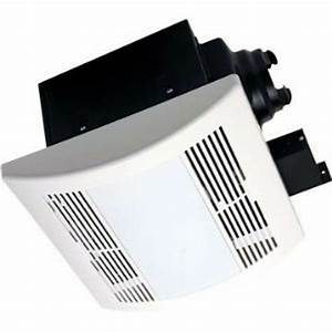 Bathroom Fan Shower Fan Super Quite Exhaust Heater Light