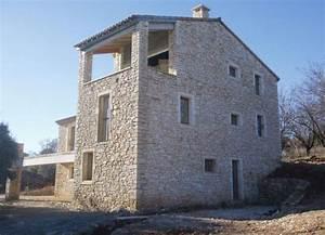 Construction Maison En Pierre : construction maison en pierre de taille mc immo ~ Melissatoandfro.com Idées de Décoration