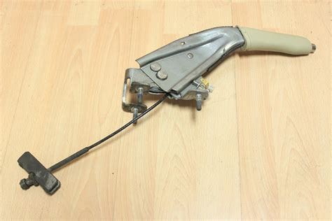 X-type 2001-2010 Handbrake Lever Arm Champagne (manual