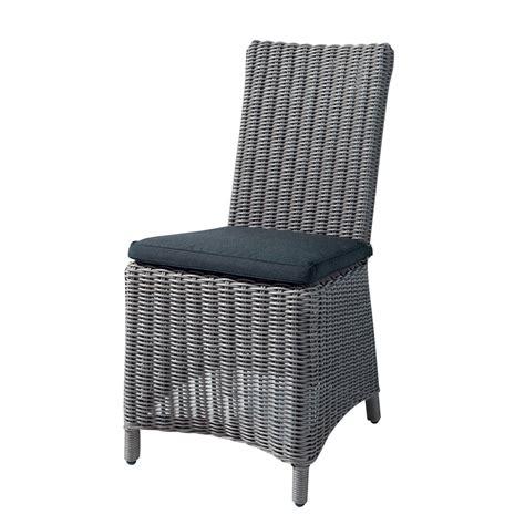 coussin chaise jardin chaise de jardin coussin en résine tressée et tissu