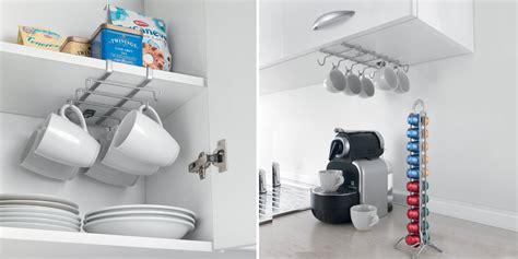 Clever Storage Ideas For Small Kitchens by 18 Clever Storage Ideas For Small Kitchens Organisation