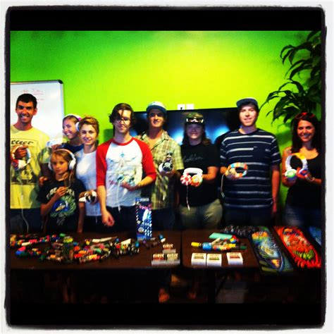 Backcountry Crew With Their Painted Aerial 7 Diy