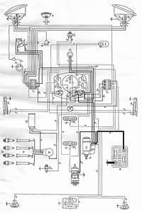 Thesambacom Type 2 Wiring Diagrams  Thesamba Type 1 Wiring