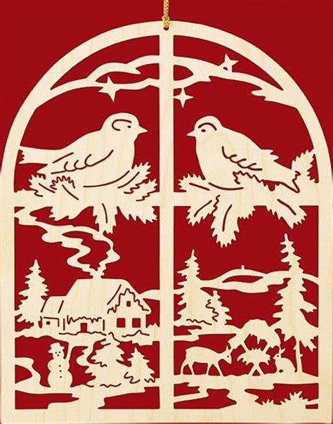 Weihnachtsdeko Fenster Erzgebirge by Taulin Fensterbild Weihnachten Winterabend Am Fenster